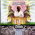 Anthony B - Life Over Death (CD NEW 2008) Born Fire NEW