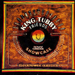 King Tubby - Rod Of Correction Showcase LP NEW REISSUE Clocktower Label