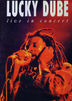 Lucky Dube - Live In Concert DVD ESSENTIAL
