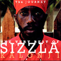 Sizzla The Journey Best Of CD/DVD Greensleeves Reggae
