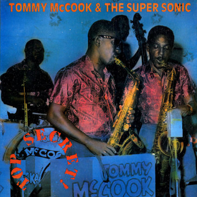 Tommy McCook Supersonics Greater Jamaica Moonwalk Reggae