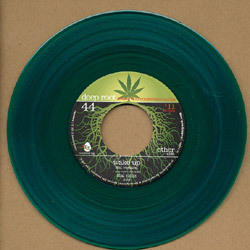 "Abassi All Stars - Wake Up Dub / Ital Hornz - Wake Up 7"" DEEP ROOT UNIVERSAL EGG"