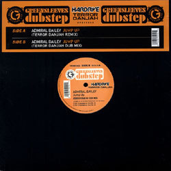 "Admiral Bailey - Jump Up (Terror Danjah Remix) / Terror Danjah Dub Mix 12"" NEW"
