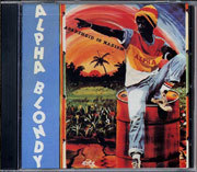 Alpha Blondy - Apartheid Is Nazism CD SHANACHIE 1985
