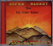 Alpha Blondy - Jah Glory CD Roots Reggae NEW 1988