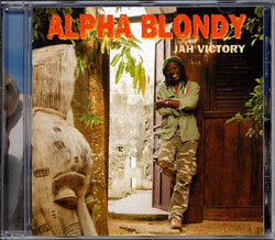 Alpha Blondy - Jah Victory CD Utopia label 2007 NEW ROOTS