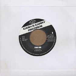"Alton Ellis - I Dig You / Version 7"" 1976 NEW Cash & Carry Label UK Reissue"