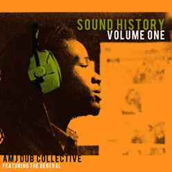 "AMJ Dub Collective - Sound History Volume One 12"" Bristol Archive Sugar Shack"