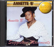Annette B - Suggestive Movements CD Jet Star