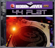 Anthony B Shabba Ranks - Riddim Driven 44 Flat CD NEW