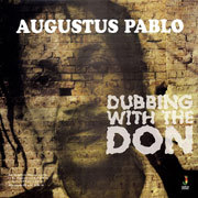 Augustus Pablo - Dubbing With The Don LP Jamaican Recor