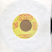 "Augustus Pablo - Unfinished Melody 7"" ROCKERS Black Ark"