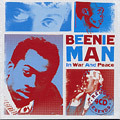 Beenie Man - Reggae Legends In War & Peace 4xCD Box Set