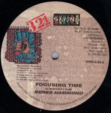 "Beres Hammond - Focusing Time / Alley Cat 12"" Versions"