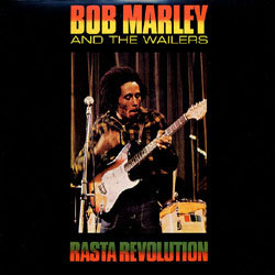 Bob Marley & The Wailers - Rasta Revolution LP NEW Trojan Sealed REISSUE