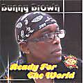 BUNNY BROWN - READY FOR THE WORLD REGGAE CD Studio One