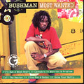 Bushman - Most Wanted CD Greensleeves Roots Reggae