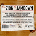Capleton Sizzla Morgan Luciano From Zion To Jamdown CD