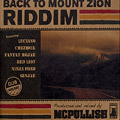 Chezidek Fantan Back To Mount Zion Riddim CD Dub Reggae