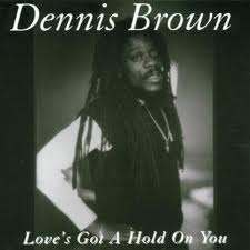 DENNIS BROWN - Love's Got A Hold On You MINT REGGAE LP