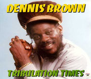 Dennis Brown - Tribulation Times LP Kingston Sounds