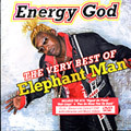 Elephant Man - Energy God Very Best Of CD New Dancehall