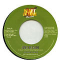 "George Nooks - Just Be Cool / Colour T - Righteousness 7"" Heart Of Love NEW 2005"