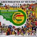 "Greensleeves 12"" Rulers: Linval Thompson 1981-82 CD NEW"