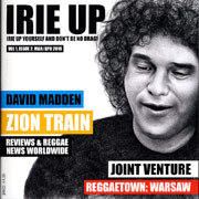 Irie Up Magazine Volume 1 Issue 2 March April 2010