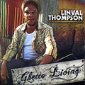 Linval Thompson - Ghetto Living CD NEW ROOTS REGGAE