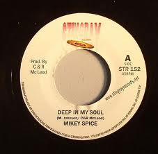 "Mikey Spice - Deep In My Soul / All Stars - Lucky Girl Dub 7"" Stingray NEW"