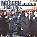 Morgan Heritage -  THREE IN ONE CD Sealed Reggae Roots