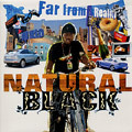 Natural Black - Far From Reality LP Greensleeves Reggae