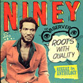 Niney The Observer Roots With Quality Anthology CD New