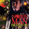 Norris Man - Heat Is On CD New Roots Reggae Dancehall