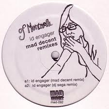 "Of Montreal - Id Engager (Mad Decent Remix) 12"" Mad Dec"