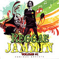 Reggae Jammin Volume 1Jah Cure Beres Cocoa CD NEW Tads