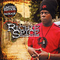Richie Spice In The Streets To Africa CD/DVD Reggae