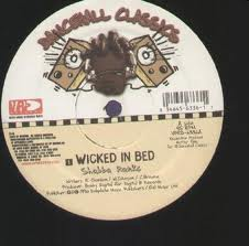 "Shabba Ranks Wicked In Bed / Singing Melody 12"" Reggae"