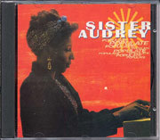 Sister Audrey - Populate CD Ariwa 1992 Mad Professor Production Roots