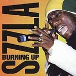 Sizzla - Burning Up (CD 1998) NEW REGGAE MINT