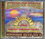 Sizzla Capleton - Gibraltar: Kings Of Kings Volume 3 CD