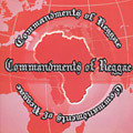 Sizzla Lucian Admiral Tibet - Commandments Of Reggae CD