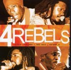 Sizzla Luciano Yami Bolo Anthony B - 4 Rebels CD VP
