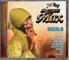 Sizzla - Reggae Max Part 2 CD JET STAR NEW