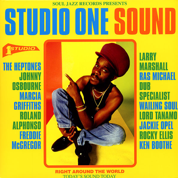 Studio One Sound Lp Soul Jazz Studio One Double Vinyl