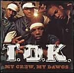 TOK - MY CREW MY DAWGS  !!TOTAL CLASSIC!!  NEW MINT LP