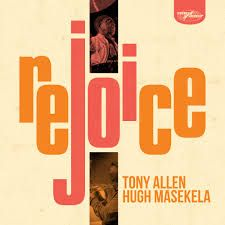 Tony Allen Hugh Masekela - Rejoice LP World Circuit