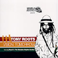 Tony Roots Disciples - Vision Tomorrow CD Dub Reggae