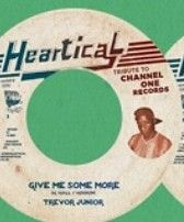"Trevor Junior - Give Me Some More / Joseph Cotton - Everyday Is A Mother's Day 7"" Ballistic Affair R"